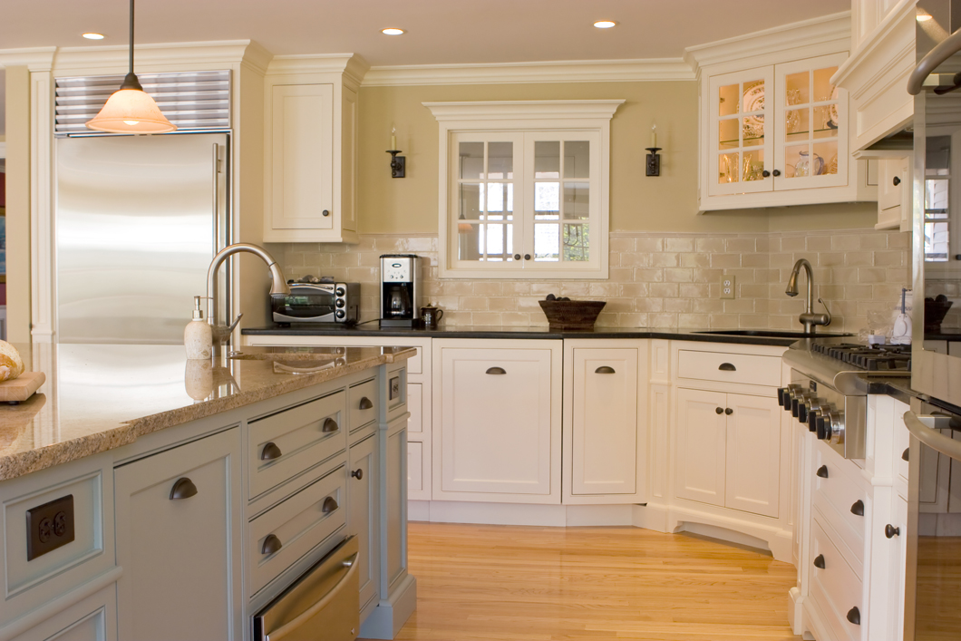 Remodel Your Kitchen and Bathrooms